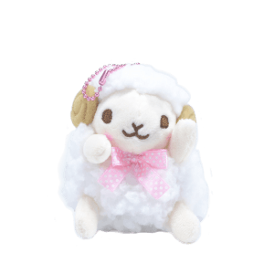 Wooly The White Sheep Plush