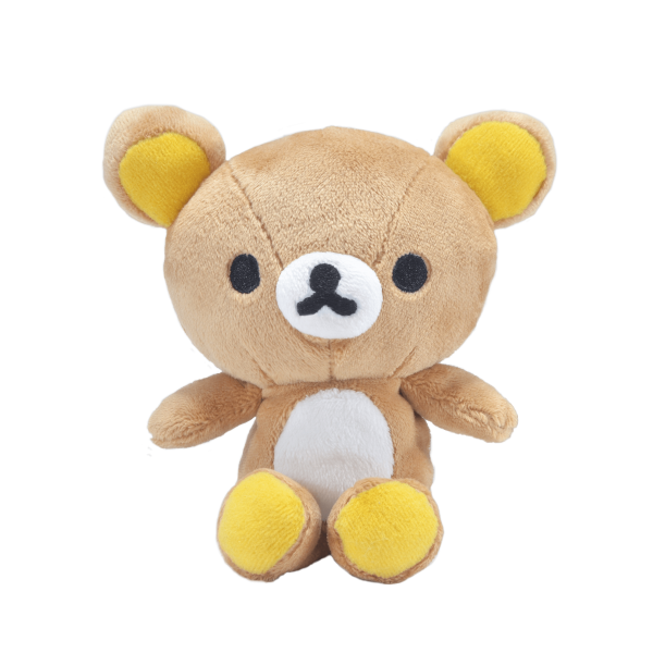 rilakkuma sanx san-x kawaii plush plushie plushies cute japan japanese import imported genuine authentic small