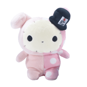 Sentimental Circus Shappo plush kawaii sanx san-x pastel pink aesthetic ringmaster ring master bunny rabbit kawaii plushie plushies import imported japan japanese authentic rare cute