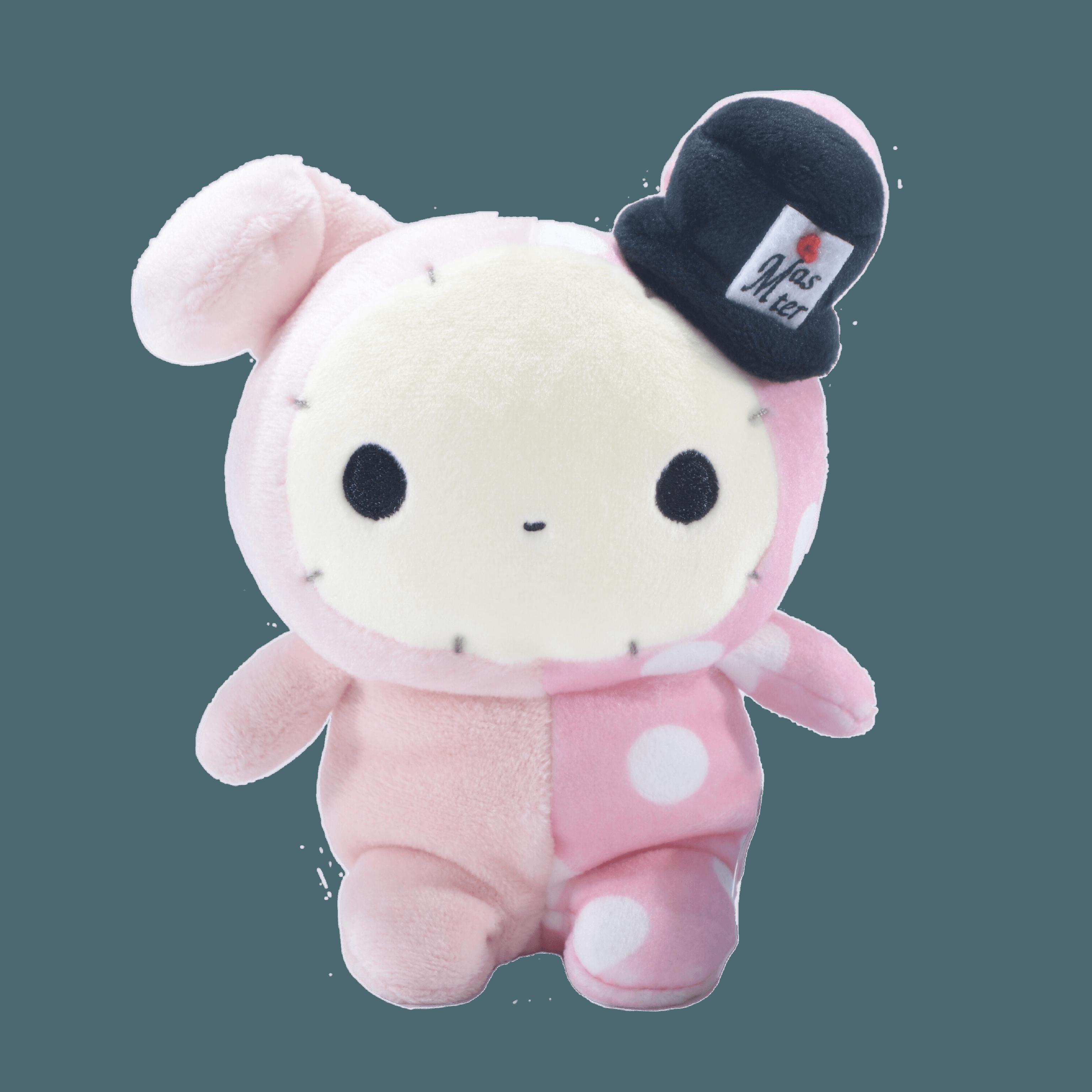 Sentimental Circus Shappo plush kawaii sanx san-x pastel pink aesthetic ringmaster ring master bunny rabbit kawaii plushie plushies import imported japan japanese authentic rare cute