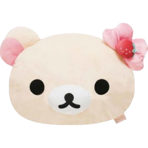 Reversible-inside-out-korilakkuma-strawberry