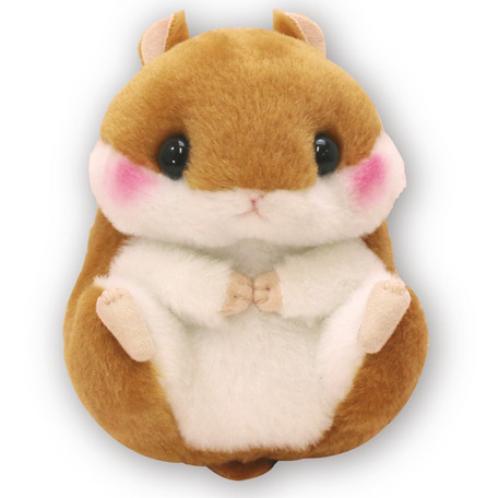 Coroham Coron the Hamster by Amuse