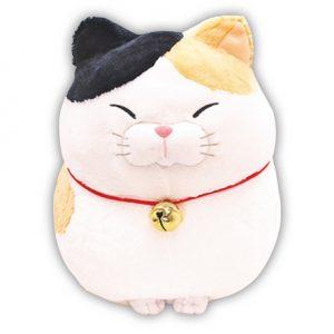Hige Manjyu Calico Cat (Mi-Sama) (Big) by Amuse