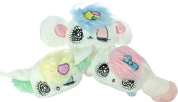 Kawaii Peropero pero pero sparkles cune melo rue yurie sekiya kawaii plush plushies plushes cute colorful colourful japan japanese