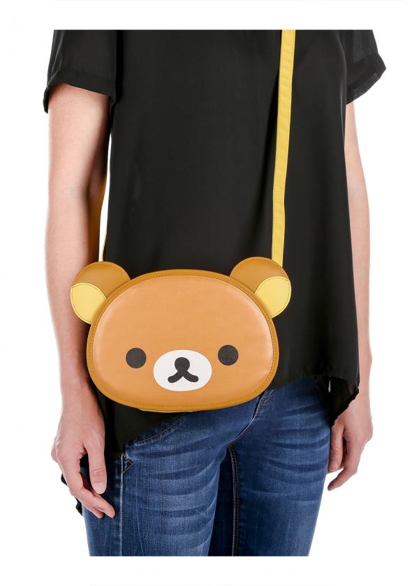 Rilakkuma purse bag shoulder pouch kawaii fashion cute japan japanese sanx san-x
