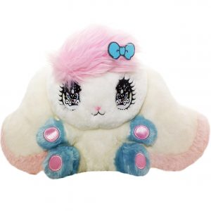 Peropero pero pero sparkles yurie sekiya cune rue meelo kawaii japanese japan import artist art embroidered plush