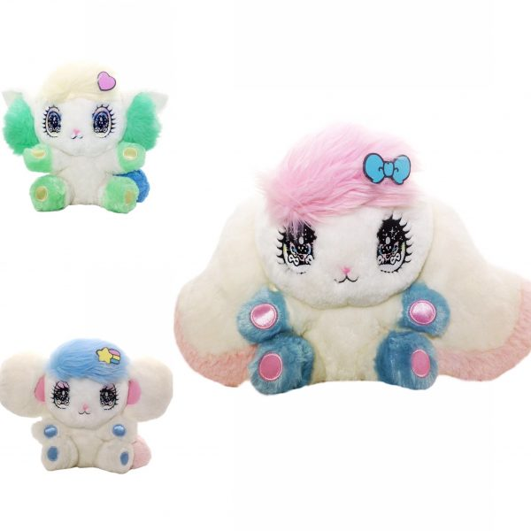 Kawaii Peropero pero pero sparkles cune melo rue yurie sekiya kawaii plush plushies plushes cute colorful colourful japan japanese large