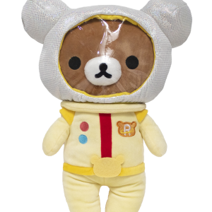 Rilakkuma kawaii space astronaut plush san-x licensed korilakkuma kiiroitori