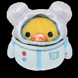 Kiiroitori Space astronaut spacesuit kawaii plush san-x rilakkuma korilakkuma licensed