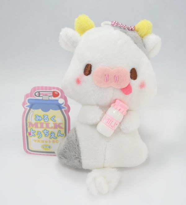 Kawaii cow milk milky cute japan japanese import imported miruku gyuunyuu gyunyu gyu
