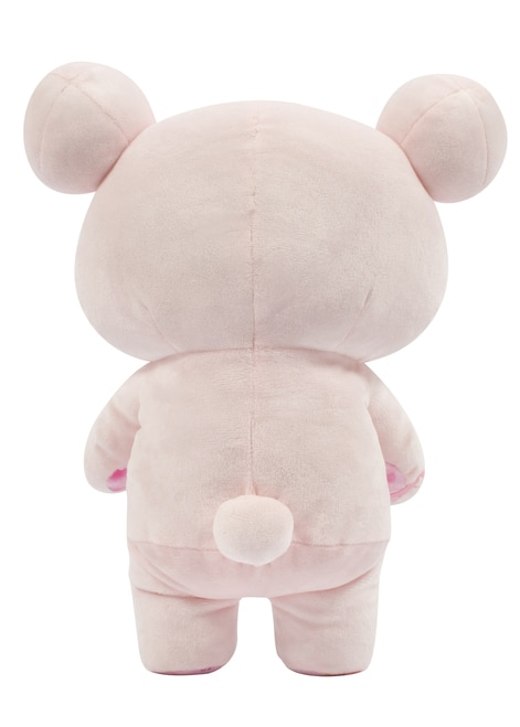 korilakkuma san-x sanx japan japanese plush plushie stuffed toy sakura cherry blossoms blossom flower pink pastel kawaii authentic genuine real