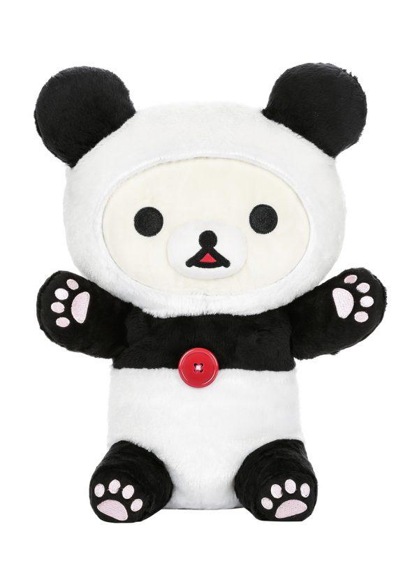 panda kawaii korilakkuma rilakkuma sanx san-x plush plushie japan japanese bamboo pandas adorable cute stuff stuffed toy