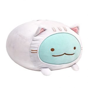 kawaii tokage sumikko gurashi plush grey gray squishy soft big adorable plushie plush stuffed toy japan japanese san-x sanx